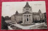 CP - Arad - Palatul cultural, Circulata, Fotografie