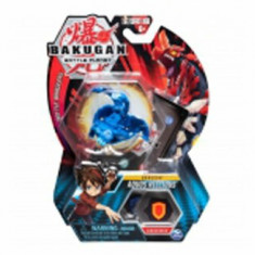 Bakugan, bila Aquos Nillious Double Head Dragon