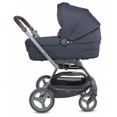 Carucior 3in1 Quad System Quattro Oxford Blue