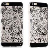 Carcasa Iphone 6 Plus Flori