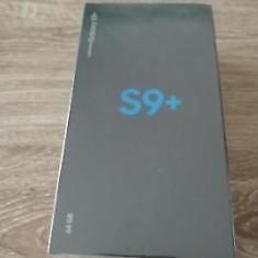 Vand Samsung Galaxy S9+ cu factura si garantie inclusa., Negru, Neblocat, Smartphone