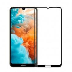 Folie sticla Huawei Y6 2019 5D Full Glue Neagra