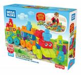 Set de joaca Mega Bloks - Trenul ABC