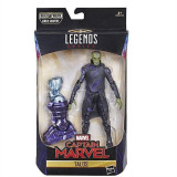 Figurina Captain Marvel Talos Skrull