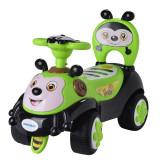 Masinuta fara pedale BebeRoyal Ride On Bee Green