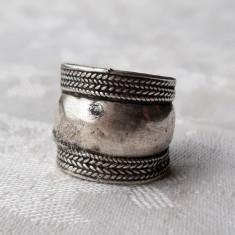 INEL argint TRIBAL INDIA ARVI vintage VECHI de efect LAT