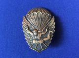 Insigna militara - Specialist de clasa - parasutisti