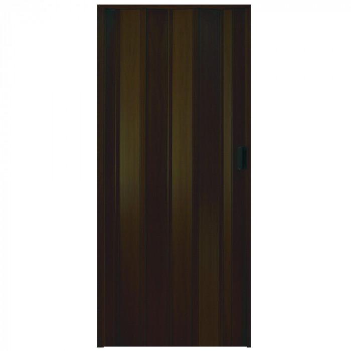 Usa plianta Italia, culoare wenge, material pvc, 85x203cm