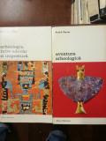 2 carti Arheologia intre adevar si impostur Adam - Aventura arheologica Parrot