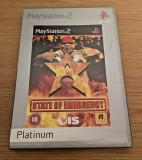 State of Emergency, PS 2, alte sute de jocuri