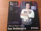 ion dolanescu cd disc muzica populara folclor de colectie jurnalul national