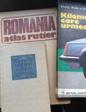 Colectie de harti si atlase vechi