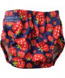 Konfidence - Scutec inot refolosibil marime ajustabila 3-30 luni AquaNappy strawberry