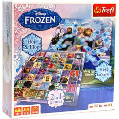 Joc de societate 2 in 1 FrozenTREFL J17335