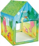 Cort de Joaca pentru Copii Ecotoys, Dinozauri, 95x70x100 cm
