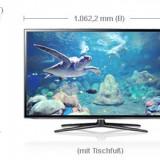 Televizoare LED 116 cm, Samsung UE46ES6300, Smart, Televizor LED, 3D, Full HD, Smart TV