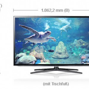 Televizoare LED 116 cm, Samsung UE46ES6300, Smart, Televizor LED, 3D, Full HD