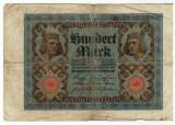 Bancnote Germania - 100 marci 1920