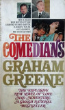 GRAHAM GREEN - THE COMEDIANS  Printed by Bantam Books, USA, 1968