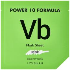 Power 10 Formula Masca de fata VB Sebum Control pentru ten gras si acneic 25 ml