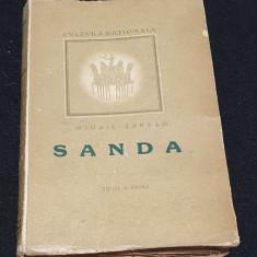 Carte veche, NUMEROTATA, de Colectie anul 1946 - SANDA - Mihail Serban