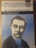 PE URMELE LUI AL. O. TEODOREANU - PASTOREL - MIRCEA HANDOCA