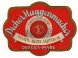 ETICHETA DE BERE DREHER HAGGENMACHER ORADEA DISTRIBUIT DE IGNATIU MEZEY SALONTA