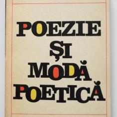 Ștefan Aug. Doinaș - Poezie și modă poetică