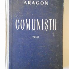 Comunistii vol. II - Aragon, an 1952