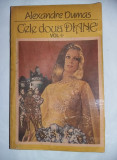 Carte veche de colectie,CELE DOUA DIANE,ALEXANDRE DUMAS,VOL.1,1991,T.GRATUIT