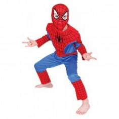 Costum copii Spiderman, Rubies