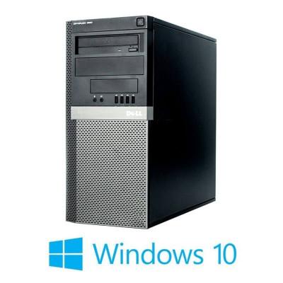 Calculatoare Dell Optiplex 960 MT, E8400, Win 10 Home foto