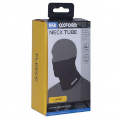 MBS Cagula gat Oxford, fleece, negru, marime universala, Cod Produs: CA120OX