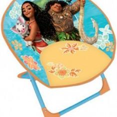 Fotoliu Copii Soft pliabil pentru copii Vaiana