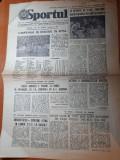 sportul 15 octombrie 1981-etapa diviziei a fc. arges-craiova 0-1,corvinul,fc olt