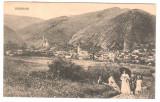 SV * RASINARI  *  VEDERE PARTIALA  1923  *  Sibiu, Circulata, Fotografie, Printata