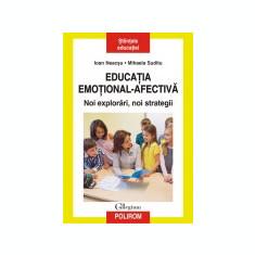 Educatia emotional-afectiva