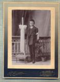 "AB FOTO  CABINET 200 - BAIAT - ,,TH.SERVANIS"" - CONSTANTINOPLE (CONSTANTINOPOL)"