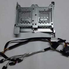 Kit HP Proliant DL360 G9 Caddy pentru 4 SSD + Kit Cabluri Mini-SAS la 4 SATA 823077-011 8 823078-001 826011-001