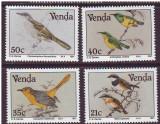 Fauna, pasari, Venda, 1991, MNH, Nestampilat