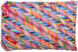 Cumpara ieftin Penar cu fermoar, ZIPIT Colorz Jumbo - multicolor dungi