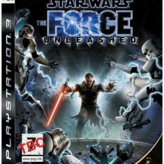 Joc PS3 Star Wars - The force unleashed