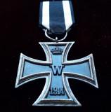 1914 Crucea de Fier Clasa II Germania Primul Razboi Mondial WW1 medalie veche