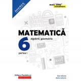 Matematica. Algebra, geometrie. Clasa a VI-a. Consolidare. Partea I. Editia 2019 -2020, autor Maria Zaharia