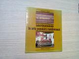 INTERDEPENDENTE IN ARTA POPULARA ROMANEASCA -  Steluta Parau - 1989, 52 p.