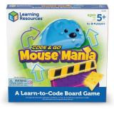 Plansa de activitati - Code Go Mouse Mania, Learning Resources