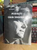 IOAN GROSESCU - PLOIESTI-CASA INGERULUI ( NICHITA STANESCU ) , 1999 ,CU AUTOGRAF