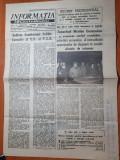 Informatia bucurestiului 10 martie 1977-articole si foto cutremurul din 4 martie