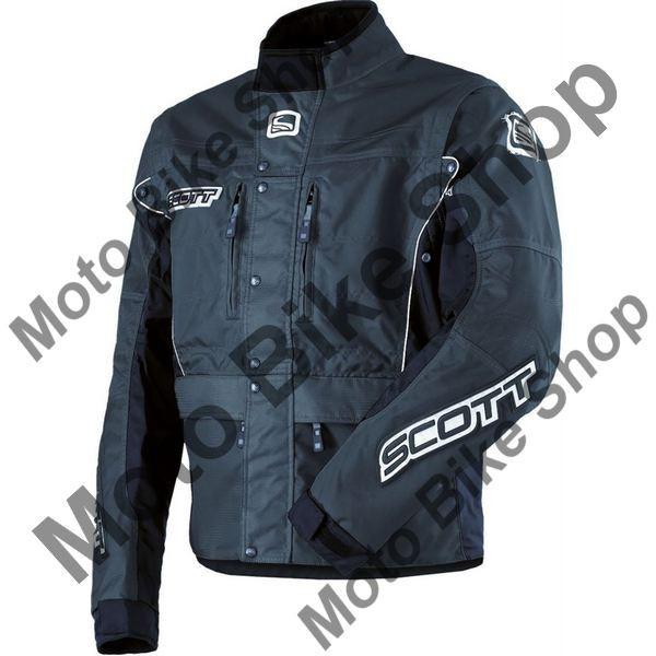 MBS Geaca Scott Enduro/Off Road, negru/gri , marimea 2XL=58-60, Cod Produs: SCEJ2XLAU