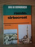 GHID DE CONVERSATIE ROMAN-SARBOCROAT de VICTOR VESCU , 1983
